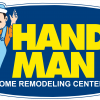 Handy Man Logo Clear Back