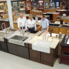 Showroom Apron Front Sinks
