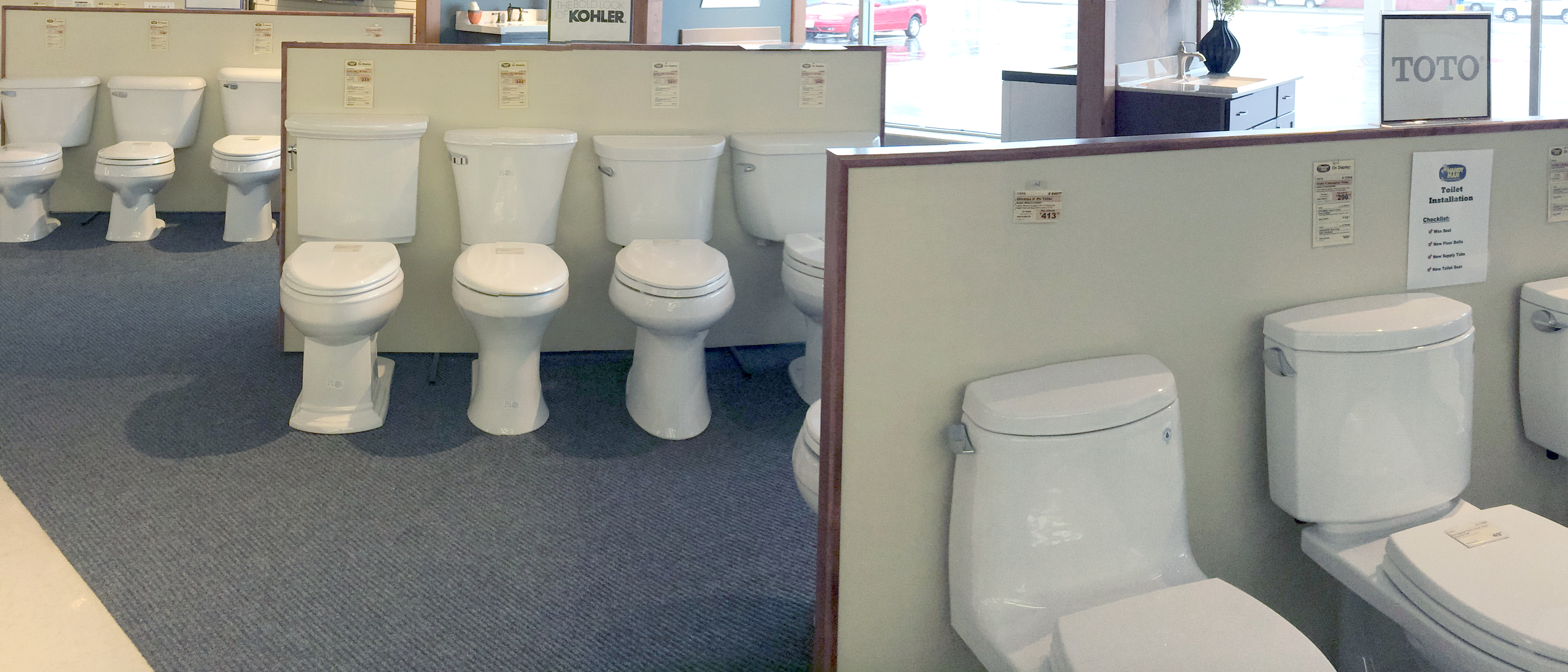 Handy Man | TOILETS: The Throne at Home