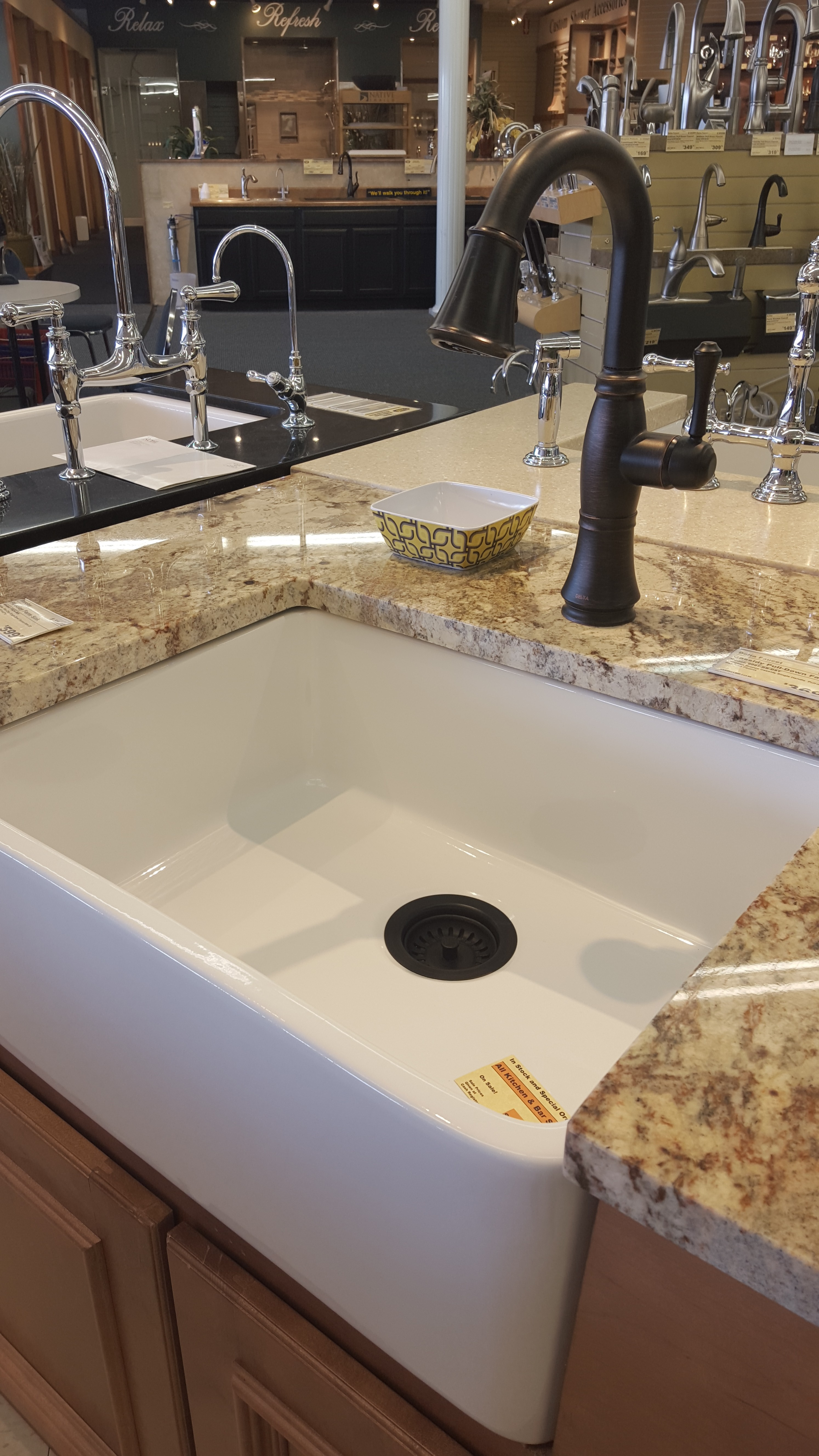kitchen sink materials modern enameled iron sink how to shop for your kitchen sink handy man