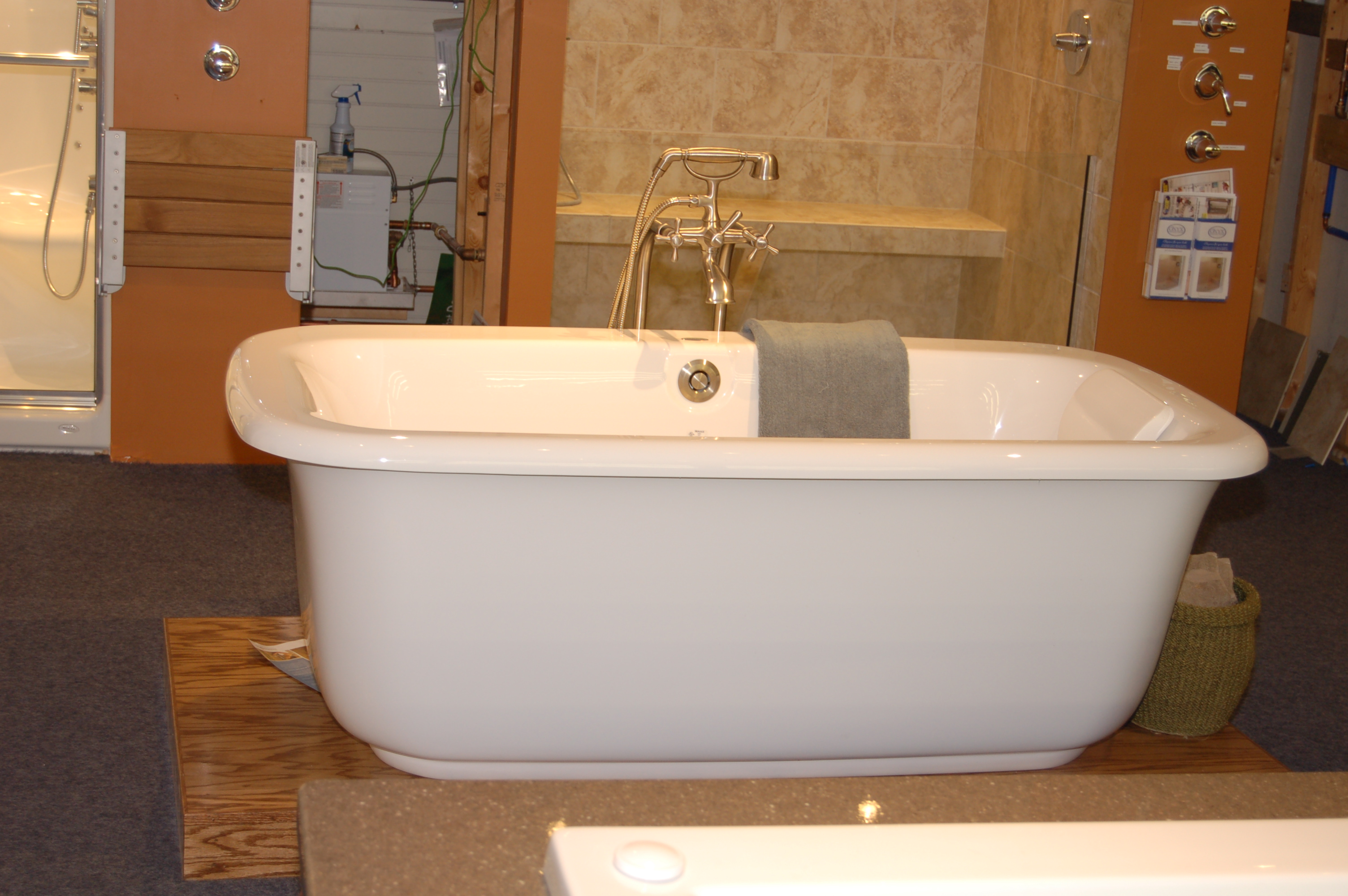 Kohler corner tubs with jets - Small Drop In Tubs Pictures To Pin On Pinterest Pinsdaddy Jacuzzi Bathtub