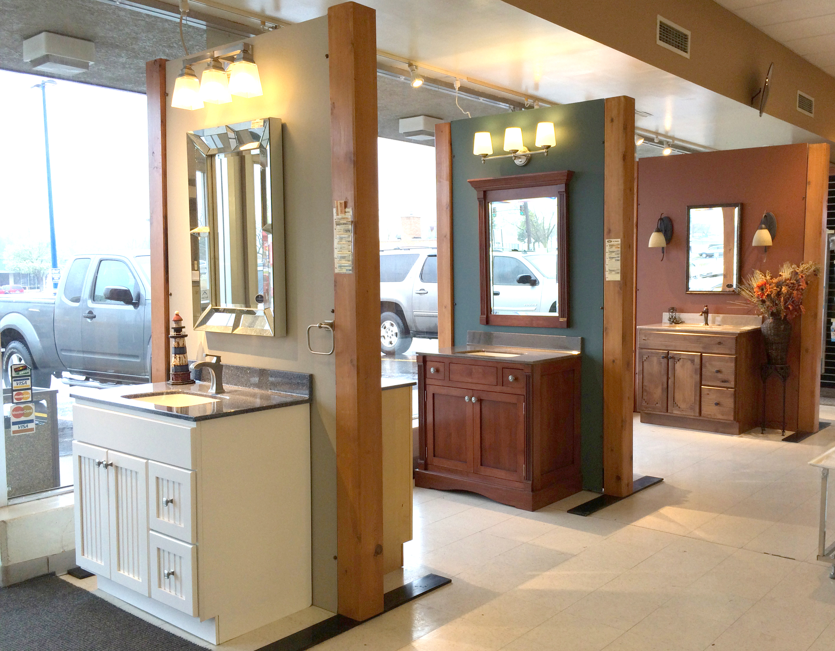 Bathroom Cabinets On Sale handy man | bathroom vanities: function and beauty