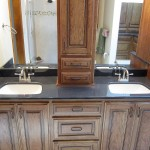 Traditional Double Recessed Sinks