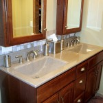 Transitional Double Sinks