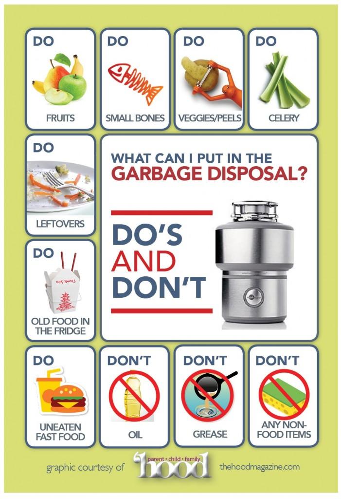 Garbage Disposal Guide