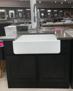 Ergonomically, The Farmhouse Sink Is Superior To Traditional Drop In Sinks.  By Bringing Your Body Closer To The Basin, You Donu0027t Have To Bend Over As  Much ...