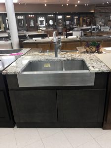 Farm sinks more than just style handy man by bringing your body closer to the basin you dont have to bend over as much to reach the dishes workwithnaturefo