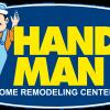 Handy Man Logo Clear Back