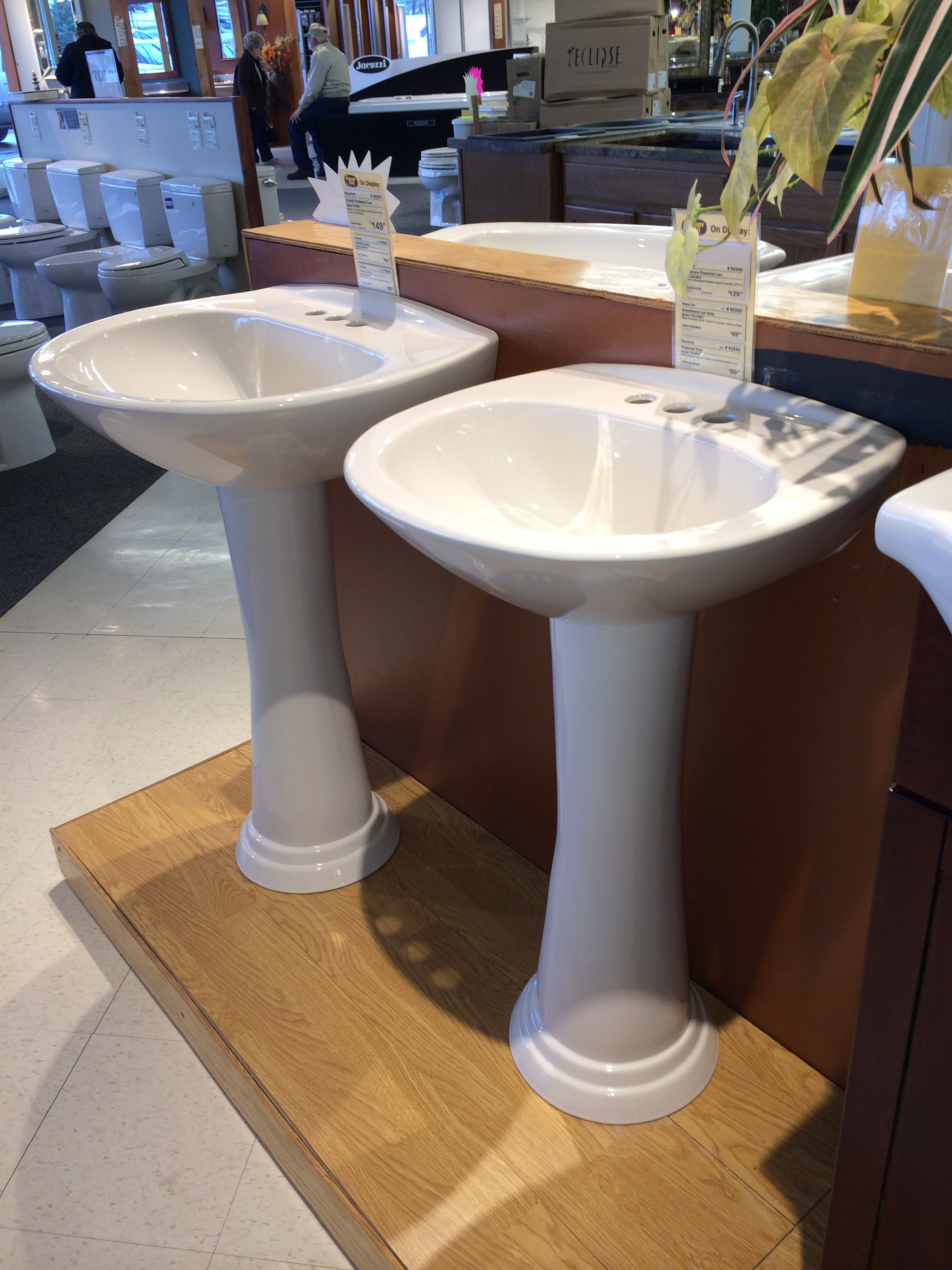 Diffe Types Of Sinks Bathroom Lavatory Pedestal Sink