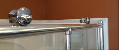 Shower Door External Slider
