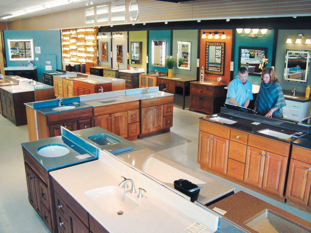 Showroom Vanities