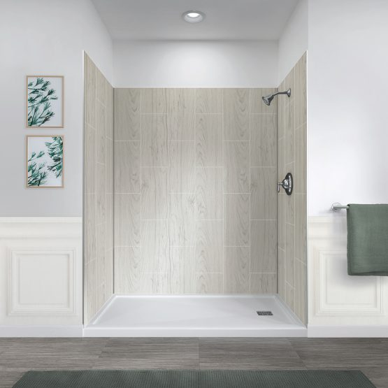 Foremost JetCoat Shower Walls