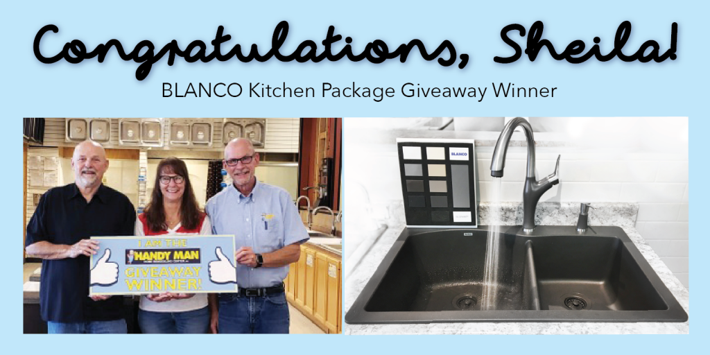 Blanco Kitchen Package Giveaway