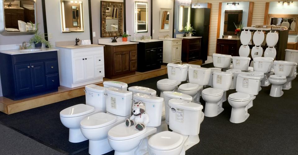 Showroom Toilets Vignettes 01