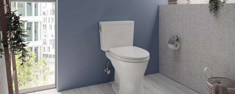The NEW TOTO Drake Toilet